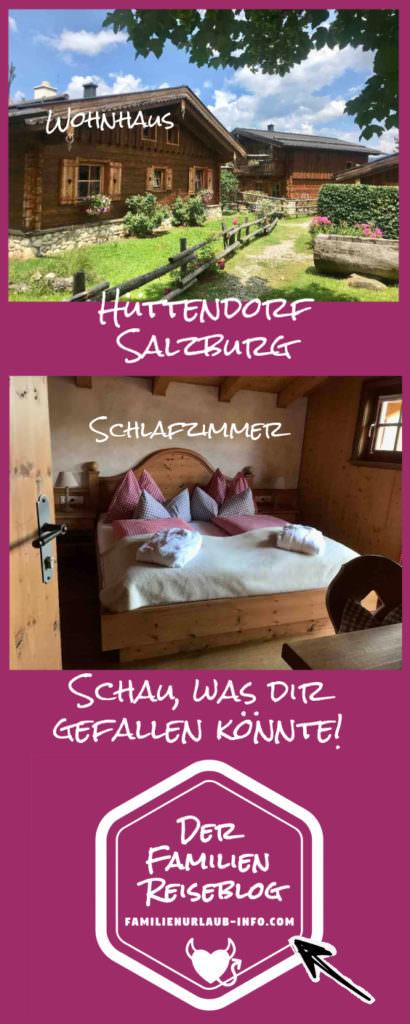 Almdorf Almlust in Flachau - Urlaubstipp merken