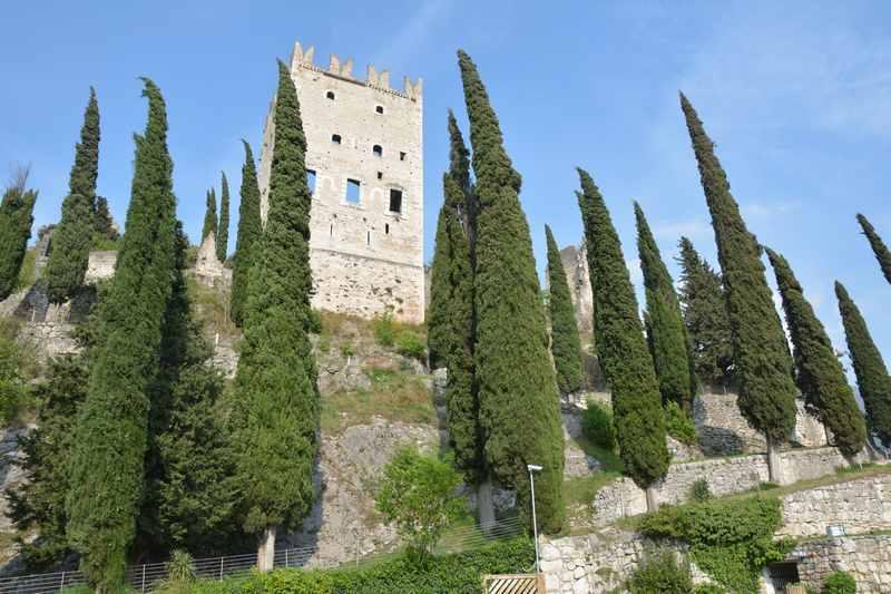 Arco mit Kindern: Unser Ausflug vom Gardasee auf die Burg