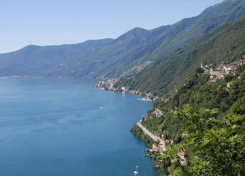 Ascona Lago Maggiore - wunderschön gelegen im Tessin