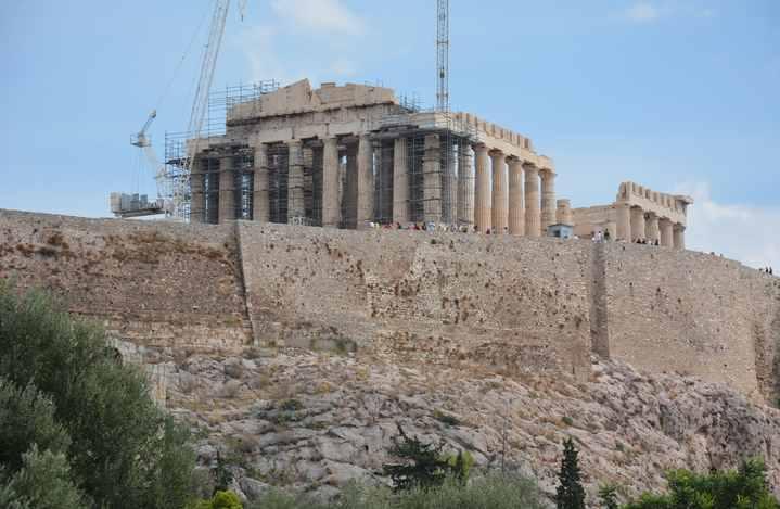 Athen mit Kindern - zur Akropolis im Familienurlaub? Wir haben einen besseren Tipp.