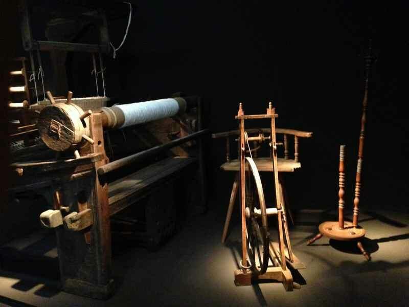 Ausflugsziel mit Kindern: Das Textilmuseum Augsburg
