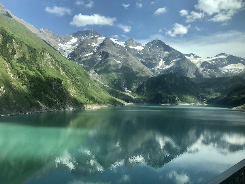 Top in Zell am See mit Kindern: Ausflug zu den Kaprun Stauseen