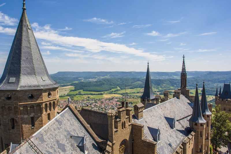 Besuch die schönen Schlösser in Baden Württemberg mit Kindern!