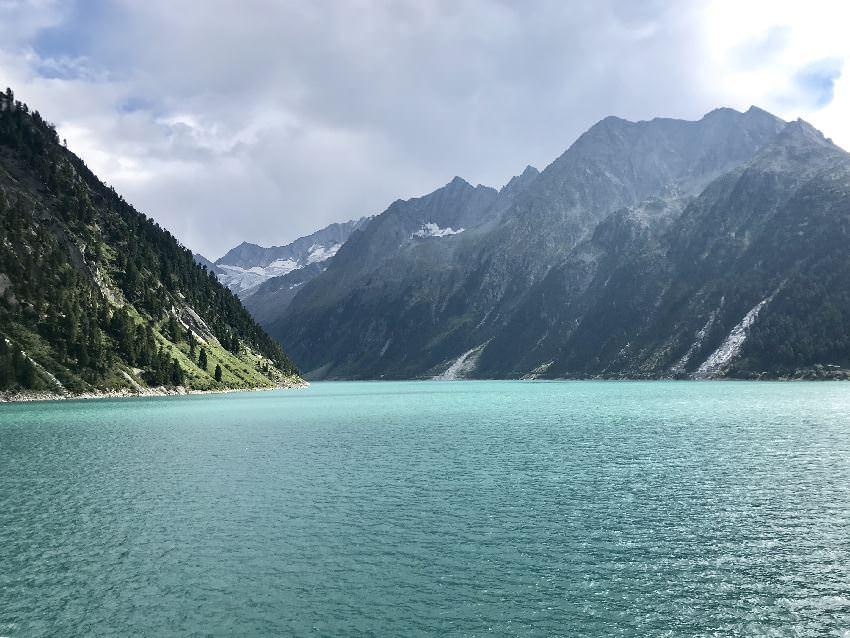 Österreich Ausflugsziele mit Kindern: Top - Ausflugsziele Tirol, Der Schlegeisspeicher