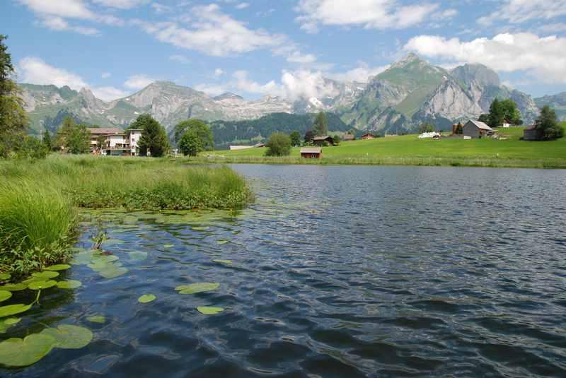 Unsere Tipps für Ausflugsziele mit Kindern in der Schweiz: Die Schwendiseen im Toggenburg