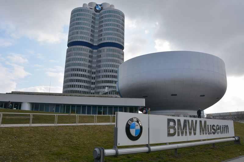 München mit Kindern: Das BMW Museum