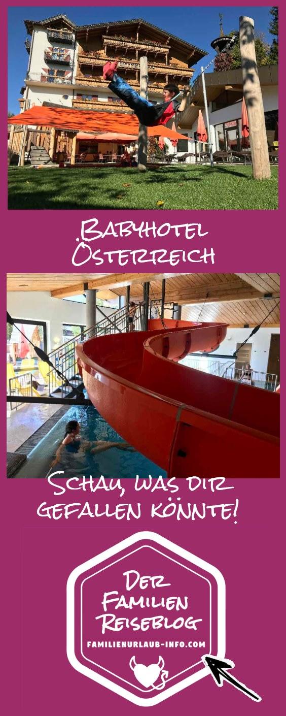 Babyhotel Tirol merken - mit diesem Pin auf Pinterest