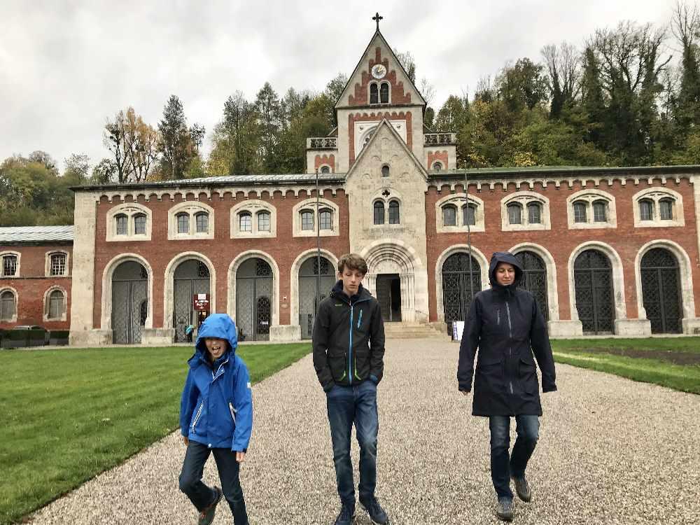 So war unser Ausflug in Bad Reichenhall mit Kindern - gute Stimmung bei unserem Regenwetter Ausflug in Bayern