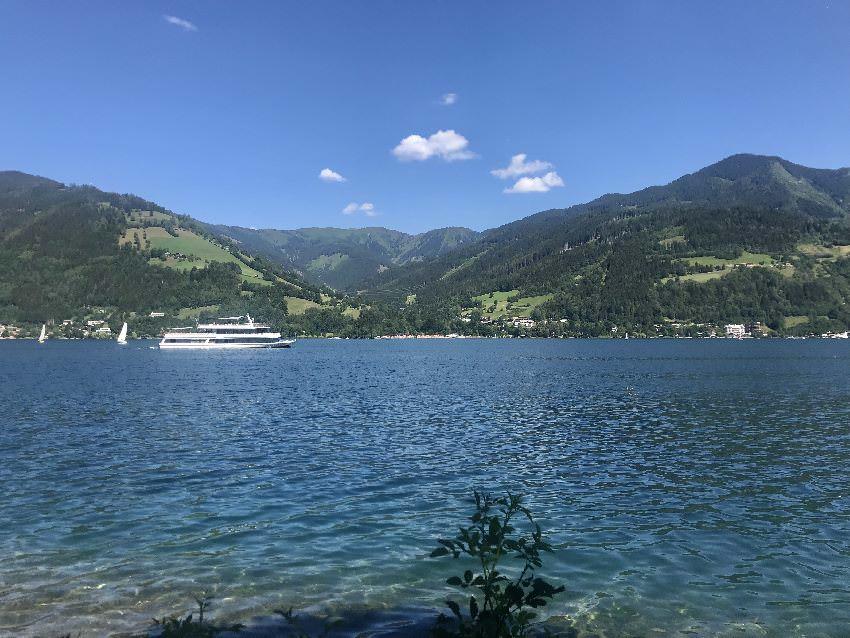 Der Zeller See: Schön im Sommerurlaub mit Kindern