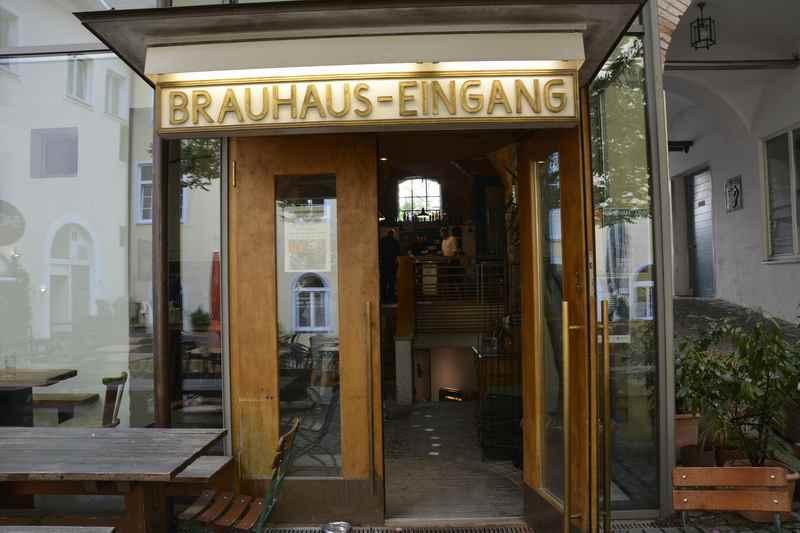 Das Brauhaus Griesbräu - der Gasthof mit Brauerei in Murnau