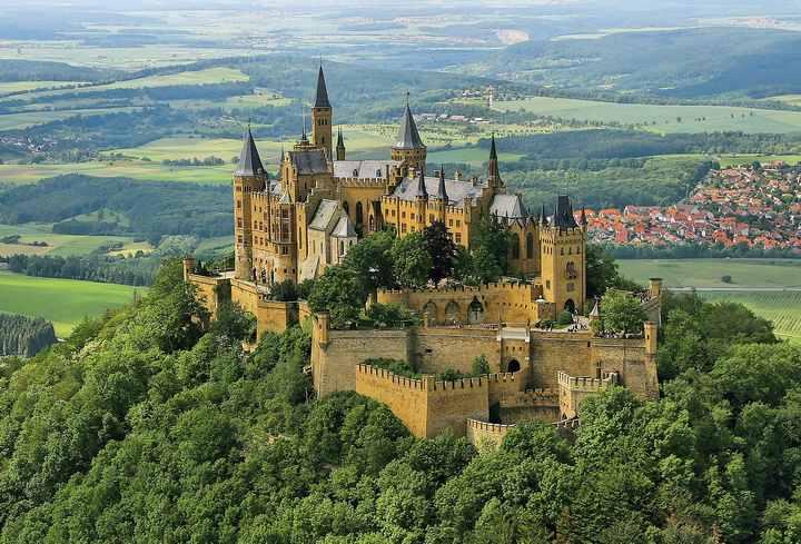Nicht direkt in Stuttgart - aber ein Ausflugsziel ab Stuttgart für einen Tagesausflug