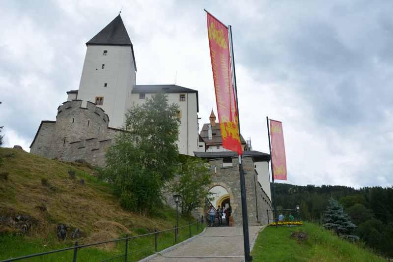 Burg Mauterndorf - Ausflugsziel mit Kindern in Salzburg