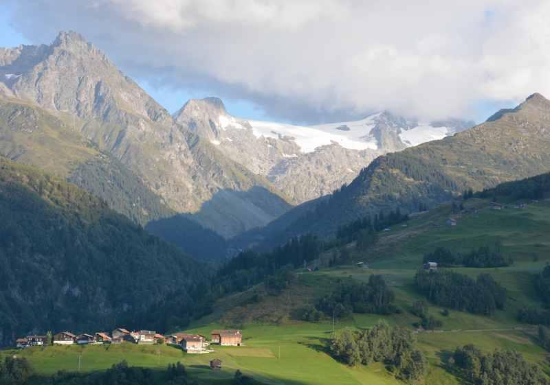Disentis mit Kindern - Familienferien Graubünden