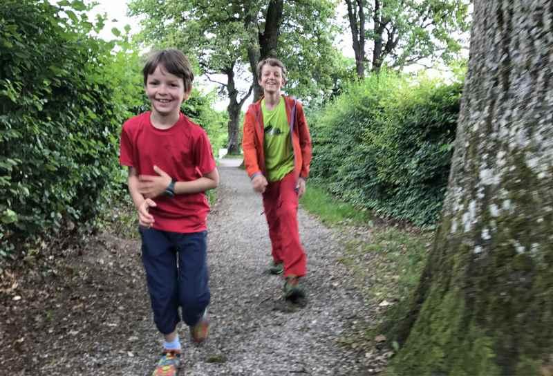 Murnau wandern mit Kindern: Wir hatten viel Spaß bei der Drachenstichrundwanderung
