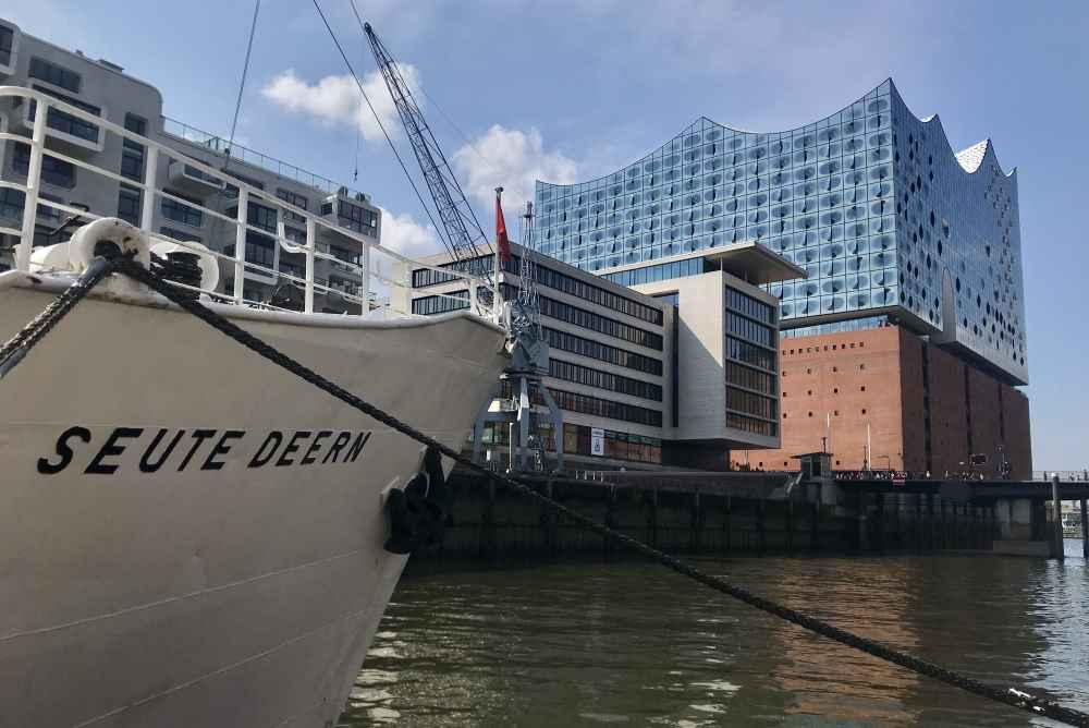 Eindrucksvoll: Die Elbphilharmonie in Hamburg - schön war unser Ausflug mit Kindern!