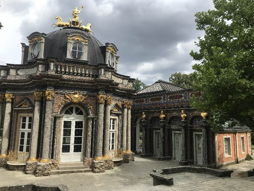 In der Eremitage Bayreuth mit Kindern - eine der Top Sehenswürdigkeiten Bayreuth