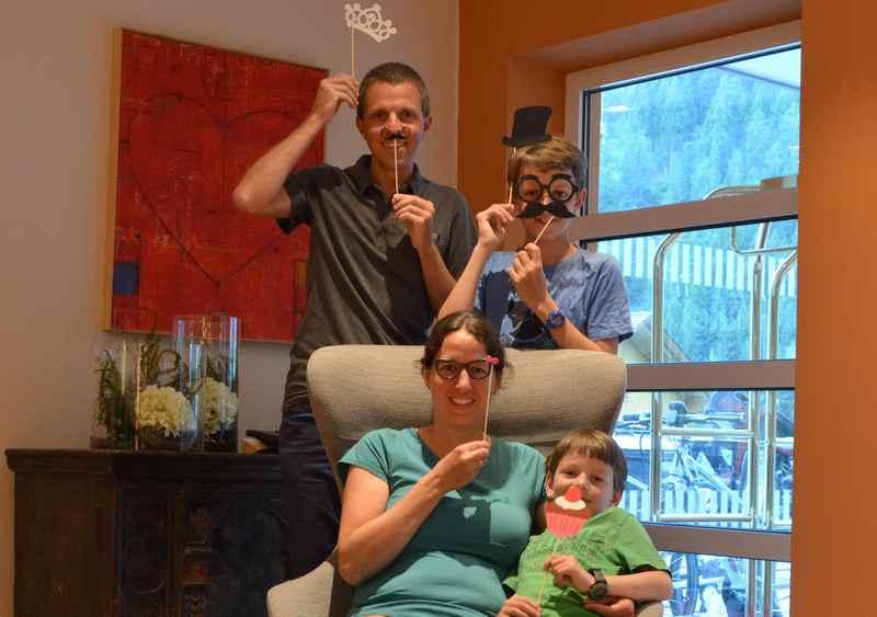 Viel Spaß in unserem Reisen mit Kindern Blog