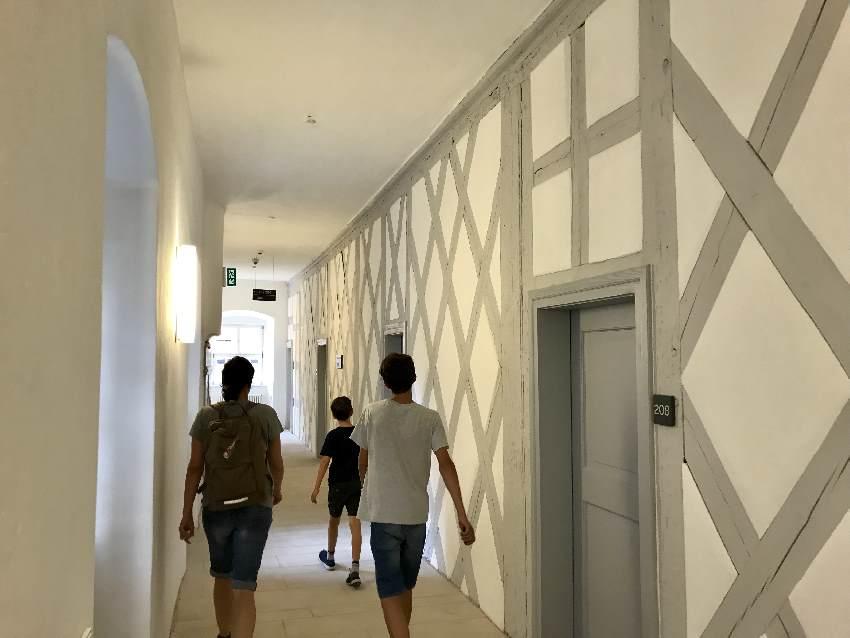Familienhotel Bayreuth - wir empfehlen die Übernachtung auf der Burg Rosenberg!