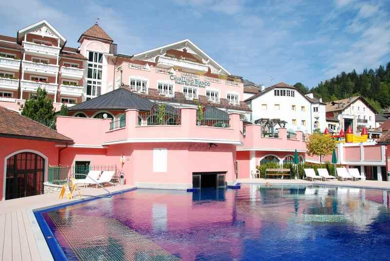 Familienhotel Südtirol de Luxe - Luxus Familienhotel in Gröden
