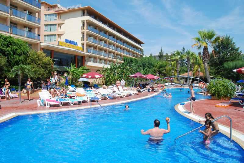 Familienhotel an der Costa Daurada: Hotel in Salou