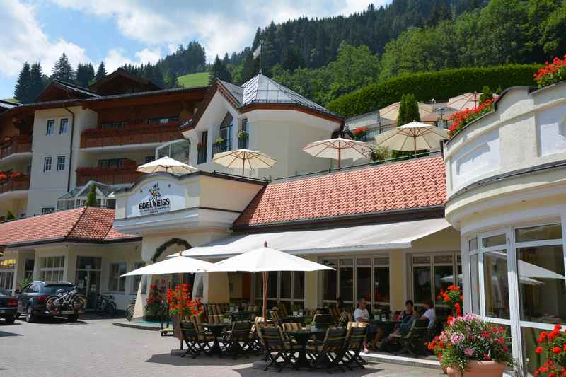 Edelweiss Großarl - Familienhotel Salzburger Land