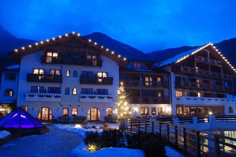 Das Familienhotel Sonnwies - ein tolles Familienhotel in Südtirol mit Baby