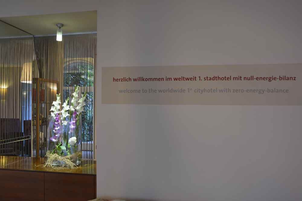 Boutiquehotel Stadthalle - mehr als umweltfreundlich