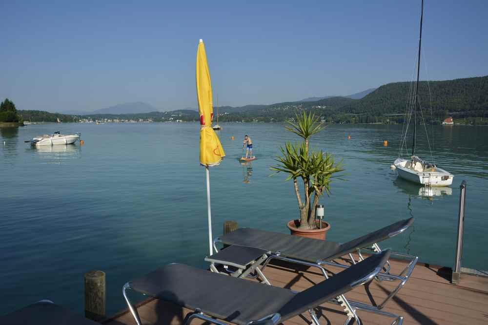 So kannst du im Familienhotel am Wörthersee Urlaub machen - im Flairhotel direkt am See!