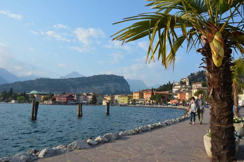 Familienhotel am See: Der Gardasee in Italien