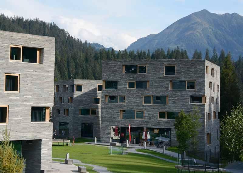 Familienhotel Schweiz - beeindruckend in Flims Laax