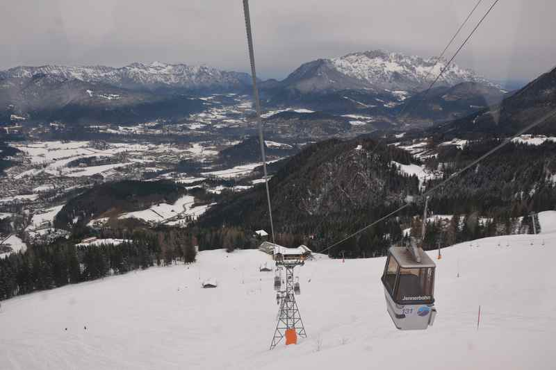 Vom Edelweiss Berchtesgaden ins Skigebiet Jenner