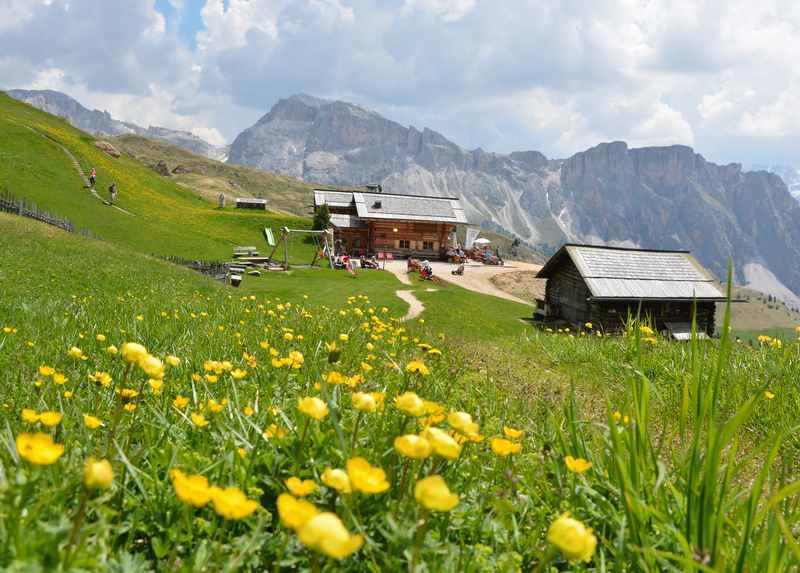 Das war ein schöner Familienurlaub Südtirol - im Frühsommer in den Dolomiten mit Kindern