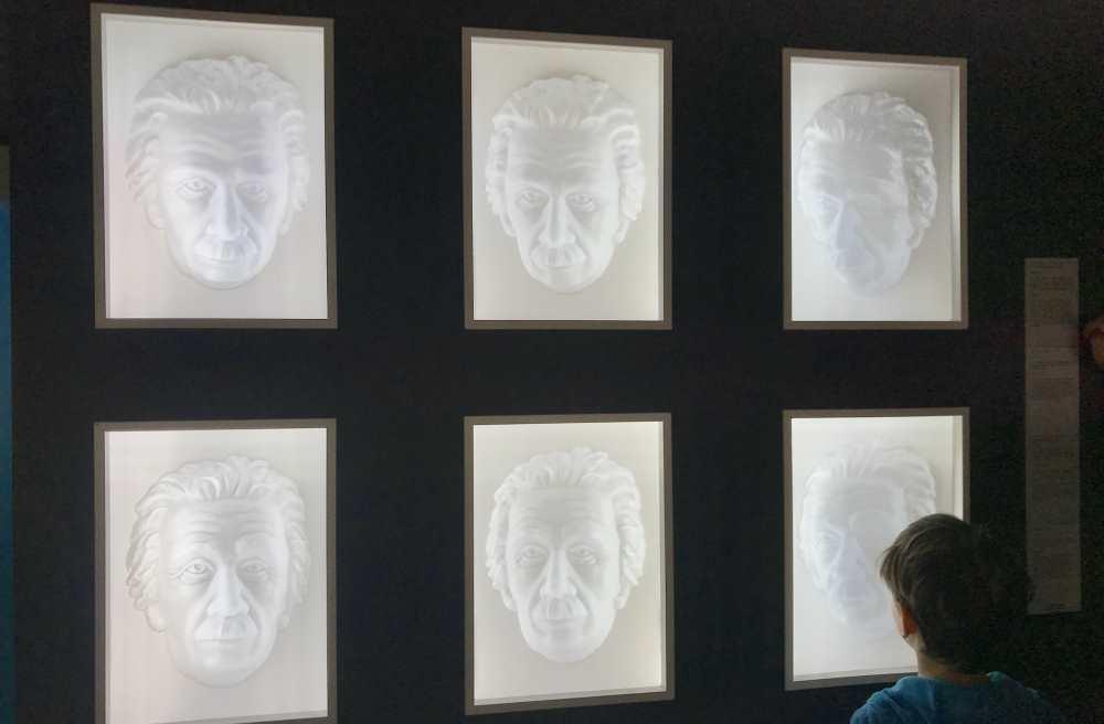 Neues Ausflugsziel im Familienurlaub Wien: Das Museum der Illusionen Wien