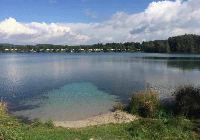 Familienurlaub am See mit Kindern, in Deutschland am Murnersee bei Regensburg