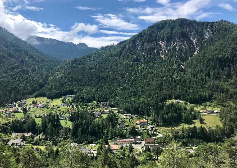 Familienurlaub in den Bergen ist Familienurlaub in der Natur - und so entspannend!