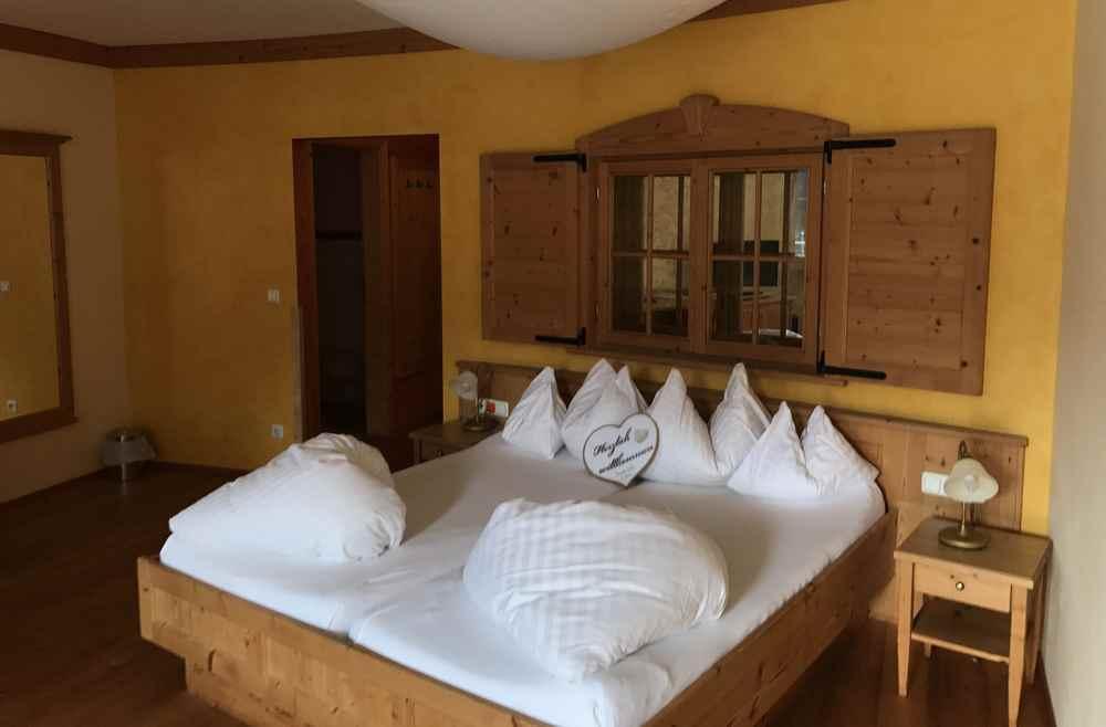 Hotel Dilly Windischgarsten  - der Blick ins Familienzimmer