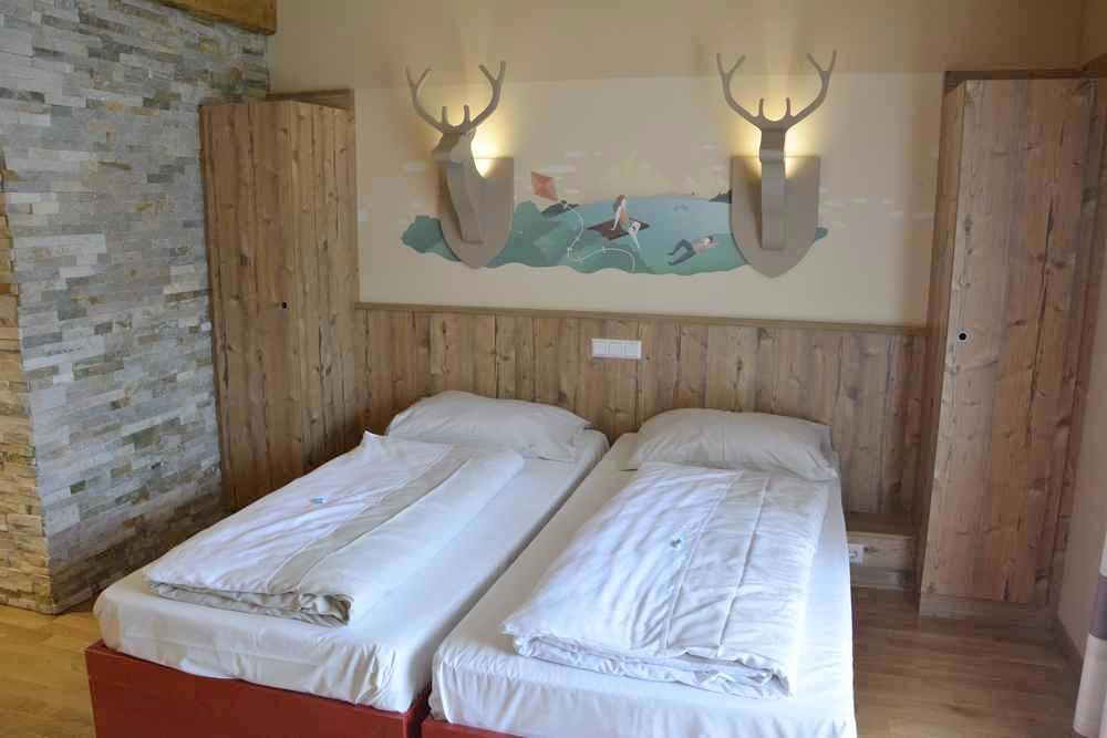 Günstige Familienhotels und trotzdem schöne Familienzimmer: Die JUFA Hotels