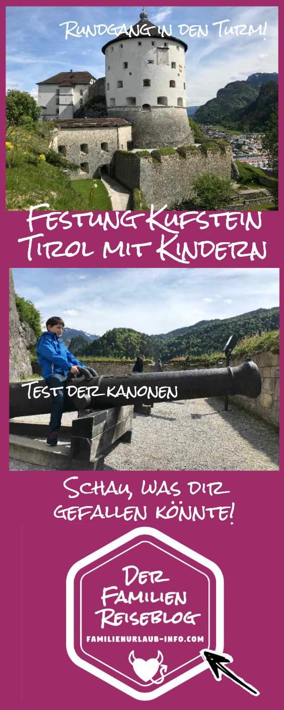 Festung Kufstein merken - mit diesem Pin geht´s leicht bei Pinterest