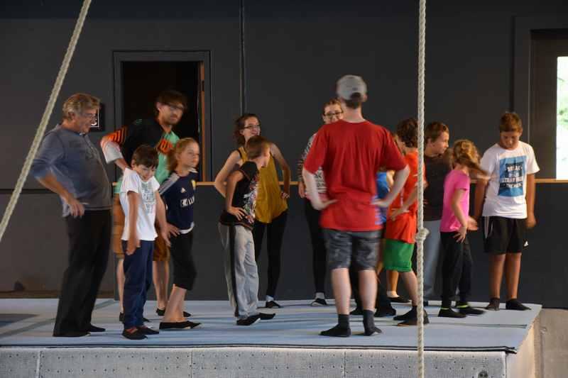 Freestyle Academy - beim Einführungskurs