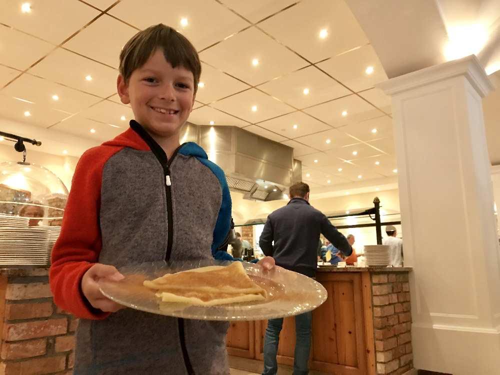 Familienhotel Berchtesgaden mit Traum-Frühstück!