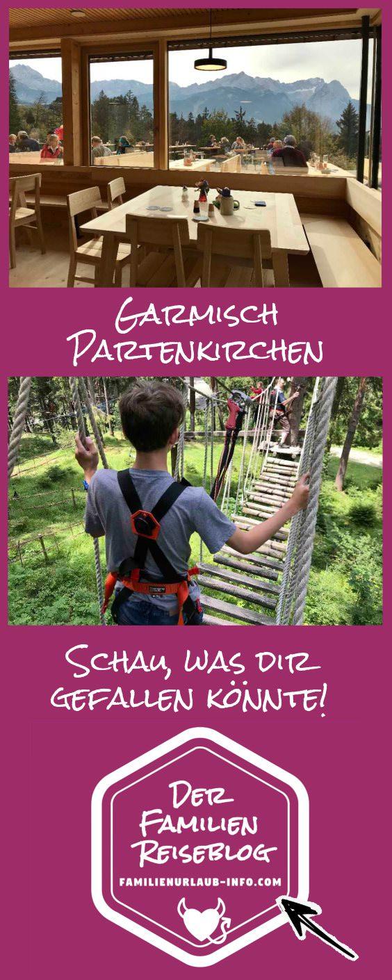 Familienurlaub Garmisch Partenkirchen - das sind unsere Tipps für dich in Bayern mit Kindern