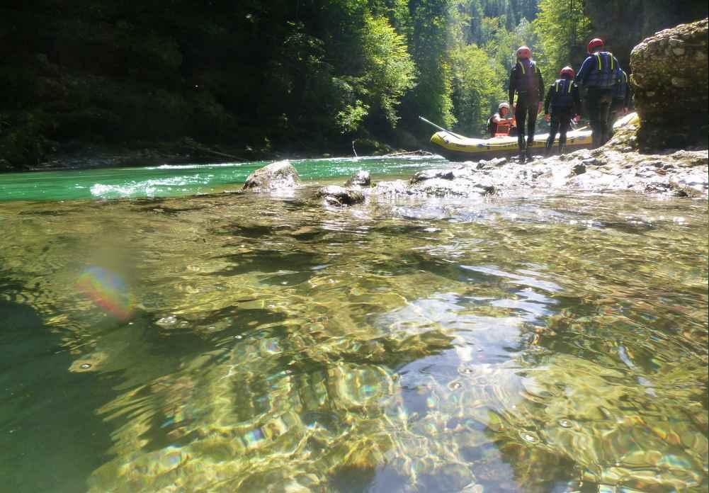 Familienurlaub Steiermark im Geäuse an der Salza
