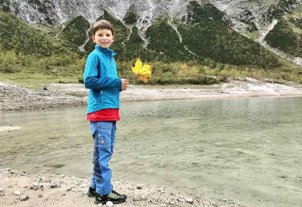Unser Tipp für eine schöne und leichte Herbstwanderung - zu den Gosauseen!