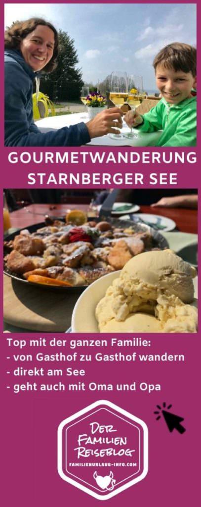 Gourmetwanderung merken für den nächsten Familienausflug - gleich mit diesem Pin auf Pinterest