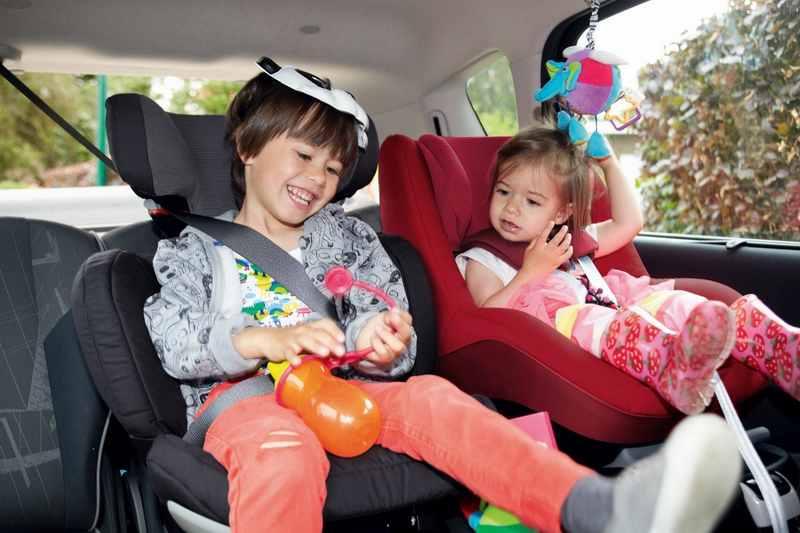 Kindersitz Rodifix von Maxi Cosi mit Isofix schnell montiert
