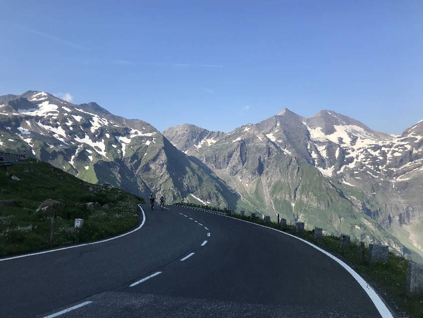 Diese Blicke lieben wir bei unserer Kärnten Anreise -  Panoramastraße Kärnten am Großglockner