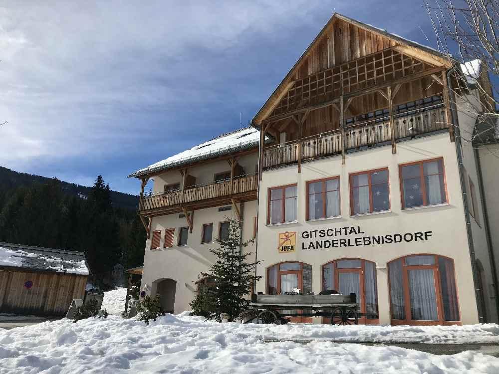 JUFA Gitschtal: Schönes und preiswertes Familienhotel in Kärnten: Das JUFA Familienhotel im Gitschtal