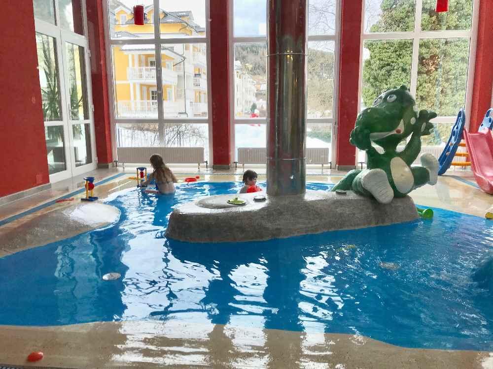 Familienhotel Post Millstätter See - Familienhotel mit Schwimmbad