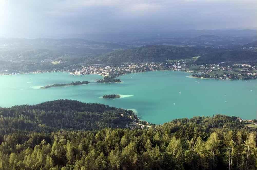 Reisen mit Kindern Blog - oft waren wir in Kärnten an den Seen und auf den Bergen