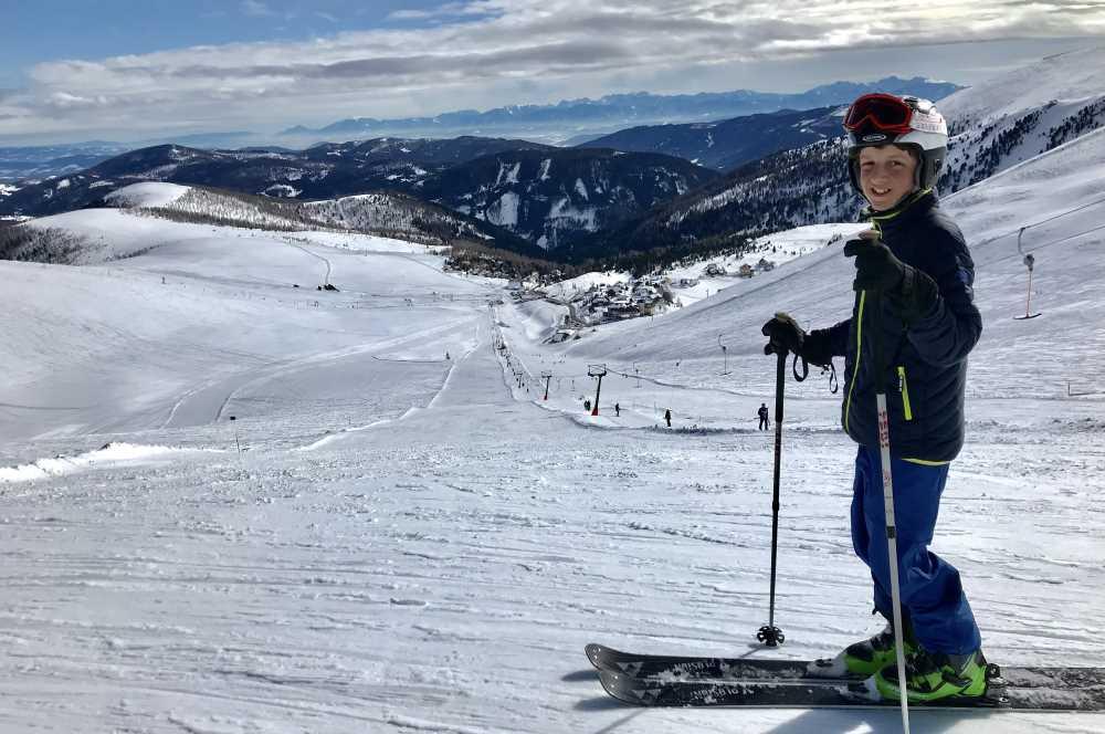 Wohin zum Skifahren mit Kindern in Kärnten? - das sind unsere Tipps für Skigebiet Kärnten und speziele Familienskigebiete